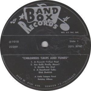 Deddrick - Band Box LP 1018 CF - Deddrick (2)
