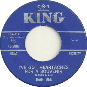 DEE JEAN 63 B