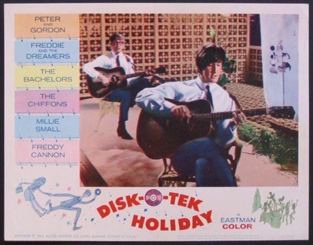 DISK O TEK HOLIDAY 66