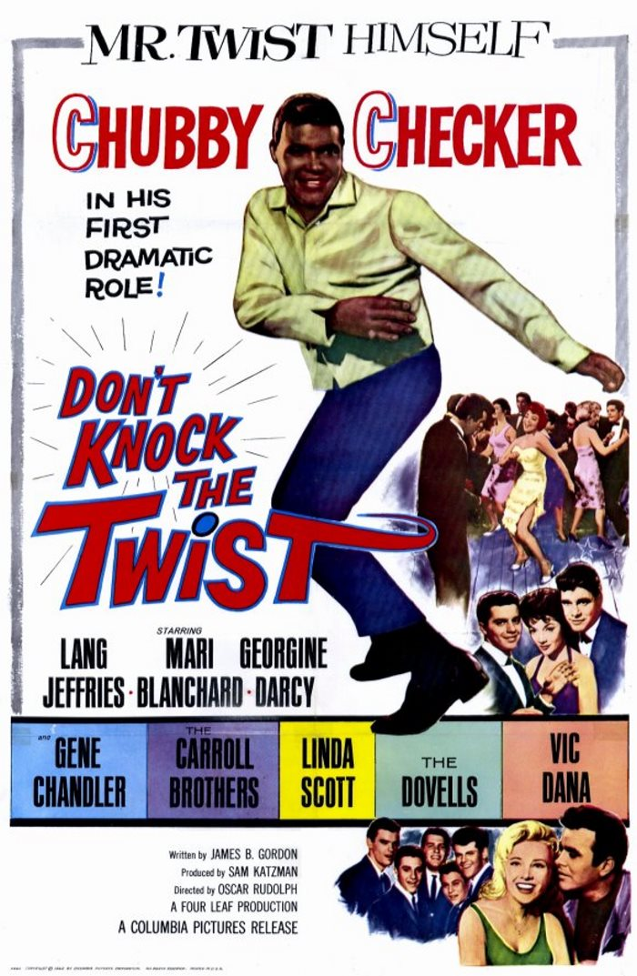 DON'T KNOCK THE TWIST 1962