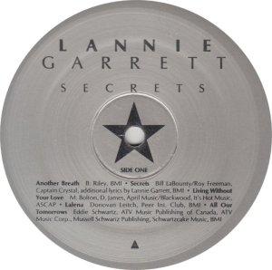 GARRETT LANNIE R