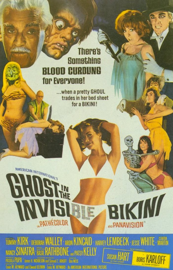 GHOST IN INVISIBLE BIKINI 66