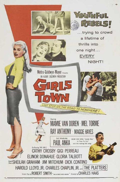 GIRLS TOWN 1959