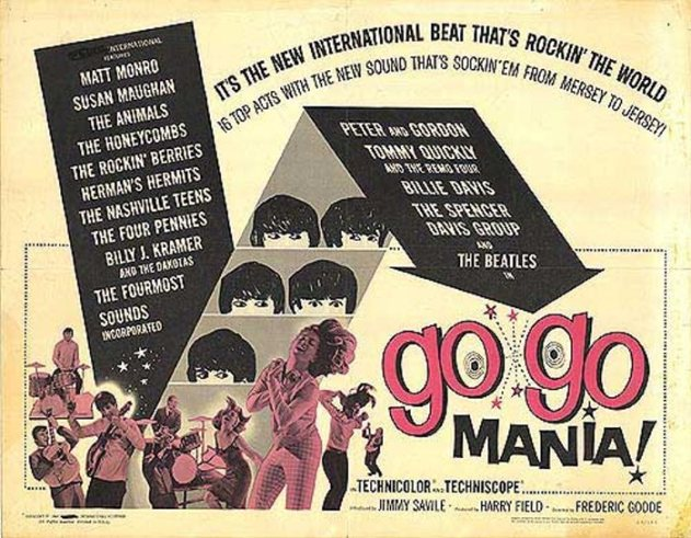 GO GO MANIA 1965