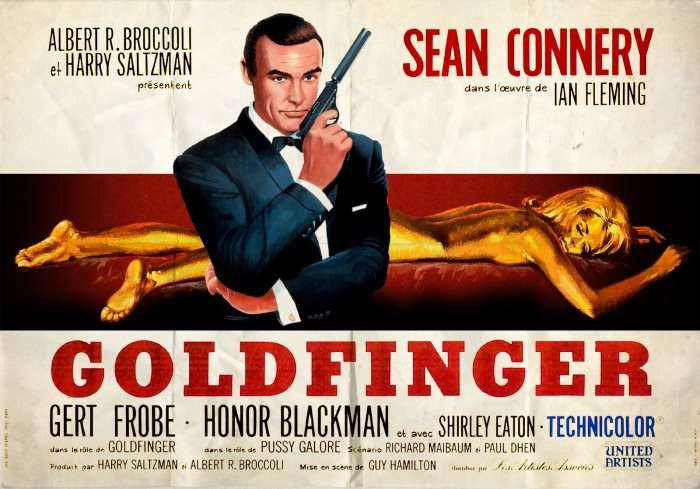 GOLDFINGER MOVIE 64