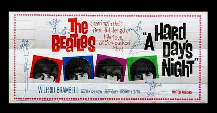 HARD DAY'S NIGHT 64
