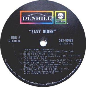 HENDRIX EXP 69 - EASY RIDER 03