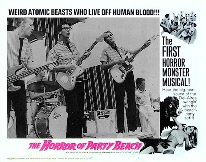 HORROR OF PARTY BEACH 63