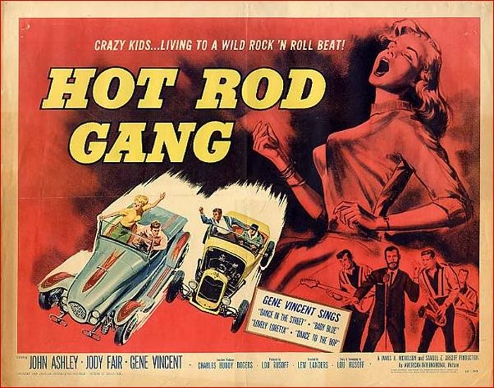 HOT ROD GANG 58
