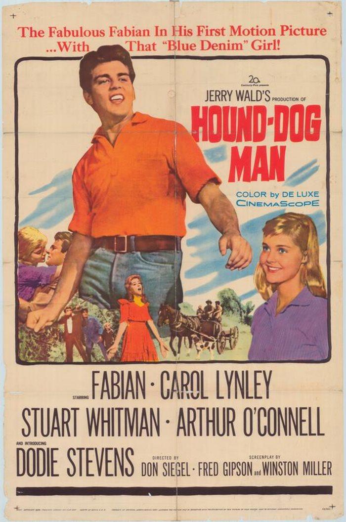 HOUND DOG MAN 1959