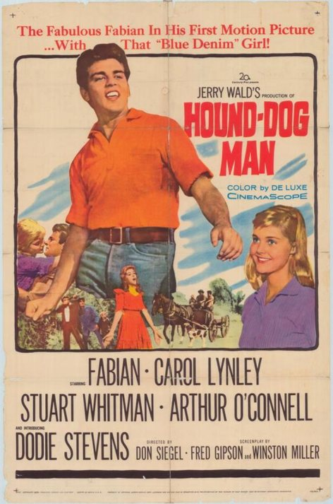 HOUND DOG MAN 1959
