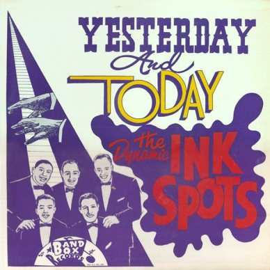 Ink Spots - Band Box 1002 LP - Ink Spots B (2)