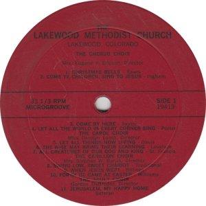 LAKEWOOD METH CH A