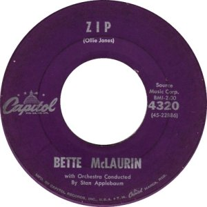 MCLAURIN BETTE 60 A