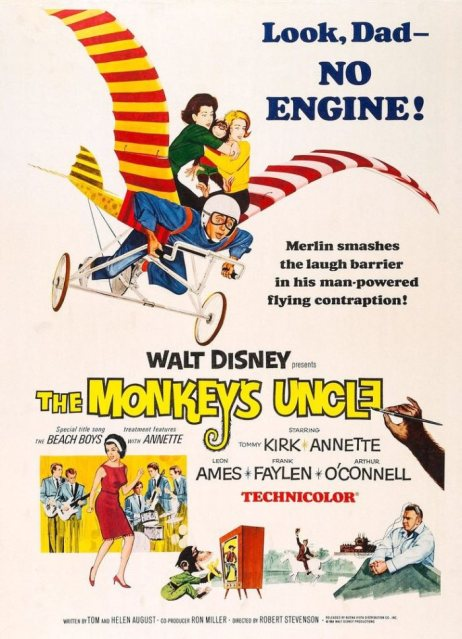 MONKEYS UNCLE 1965