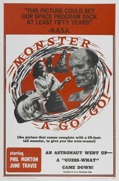 MONSTER A GO GO 65