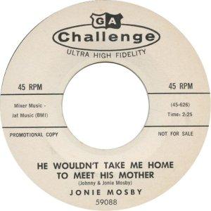 MOSBY JOANIE 60 A