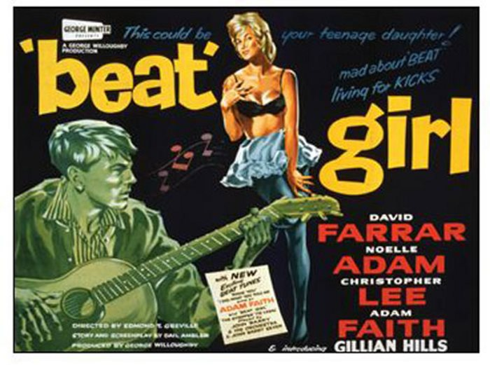 MOVIE BEAT GIRL