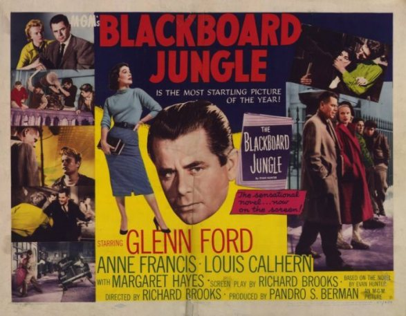 MOVIE BLACKBOARD JUNGLE