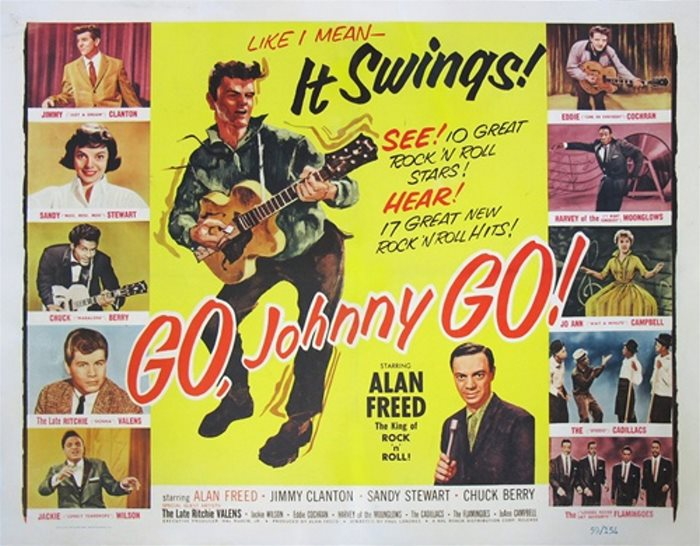 MOVIE GO JOHNNY GO
