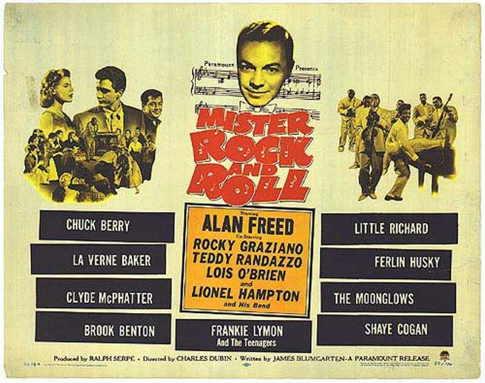 MOVIE MISTER ROCK AND ROLL
