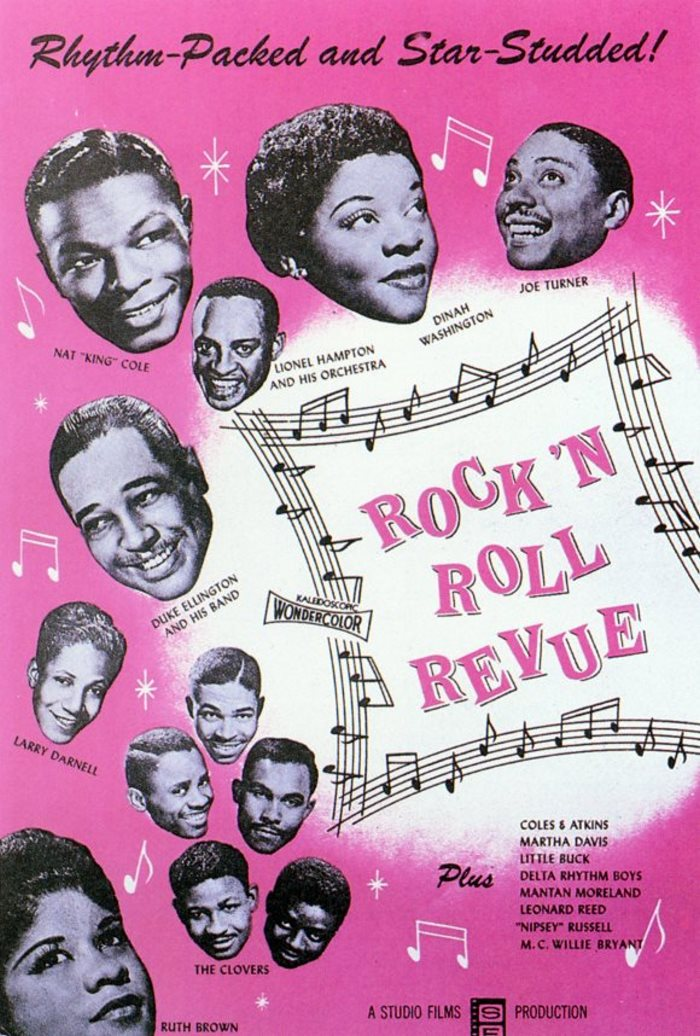MOVIE ROCK N ROLL REVUE