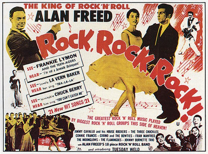MOVIE ROCK ROCK ROCK
