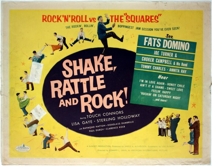 MOVIE SHACK RATTLE AND ROCK