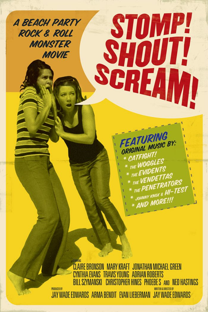 MOVIE STOMP SHOUT SCREAM