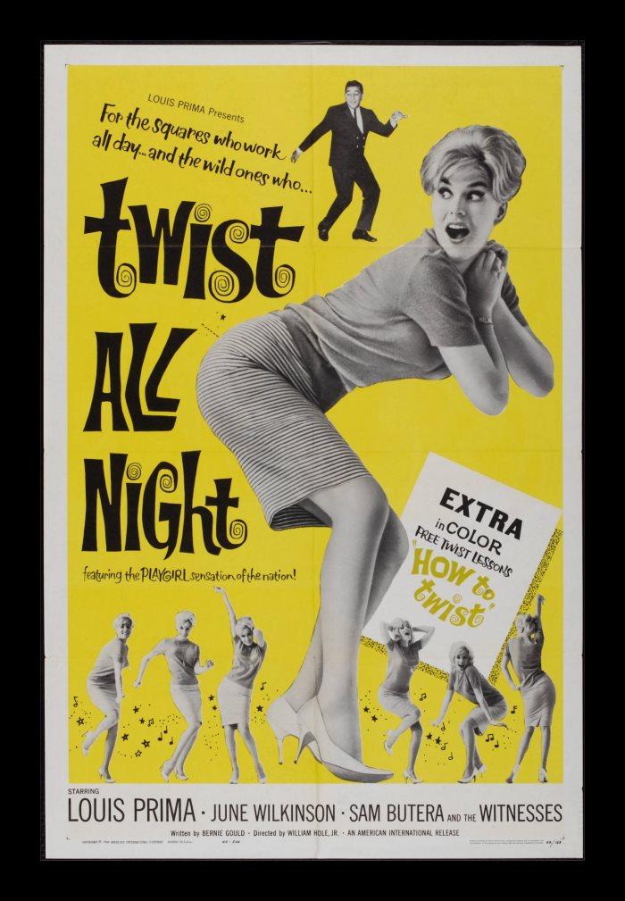 MOVIE TWIST ALL NIGHT