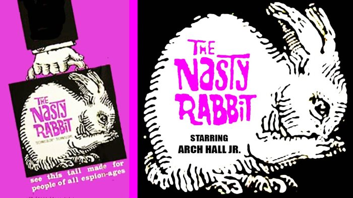 NASTY RABBIT - ARCHER AND ARCHERS 64