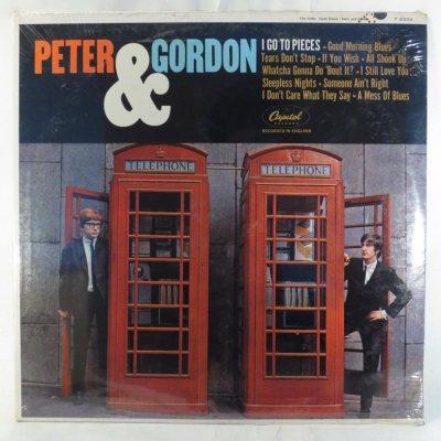 PETER GORDON 03 PIECES COV