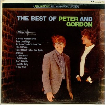 PETER GORDON 07 BEST
