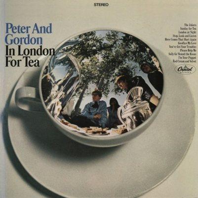 PETER GORDON 12 TEA COV