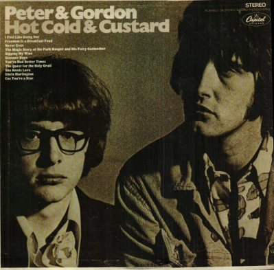 PETER GORDON CUSTARD