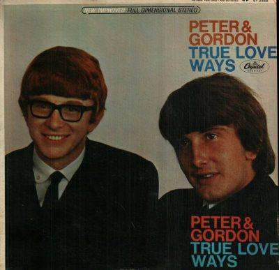 PETER GORDON TRUE LOVE