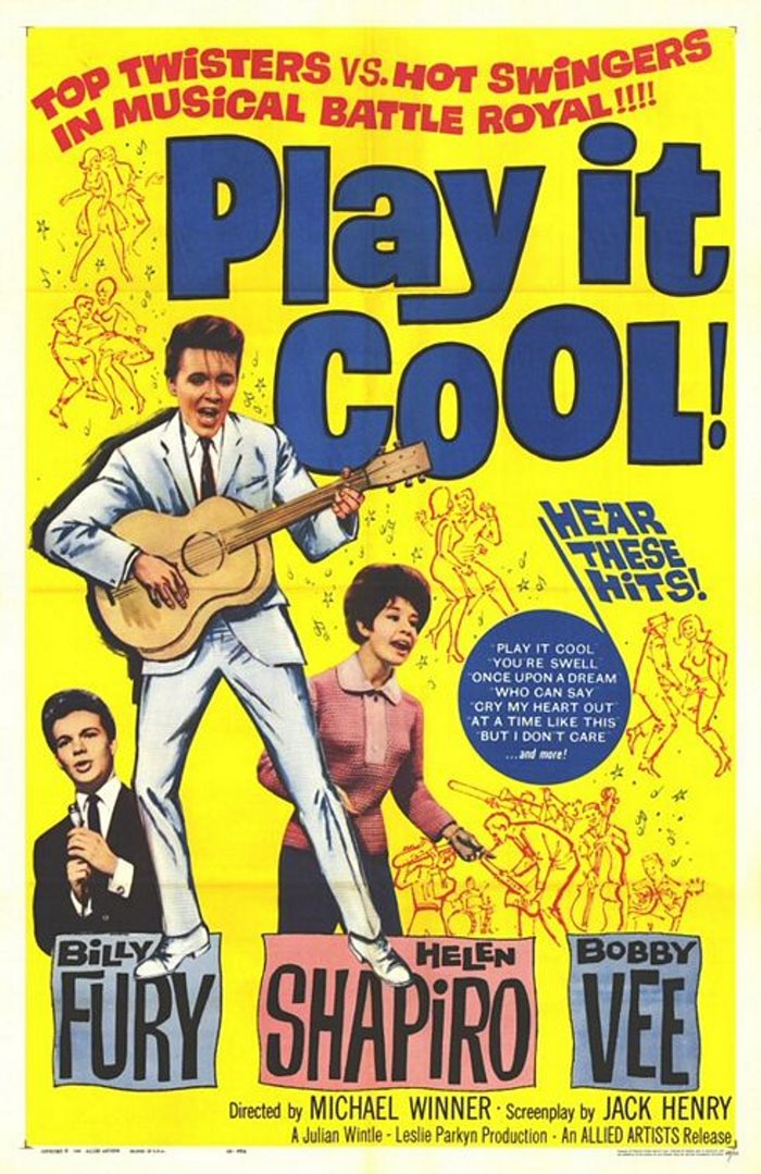 PLAY IT COOL MOVIE 1962