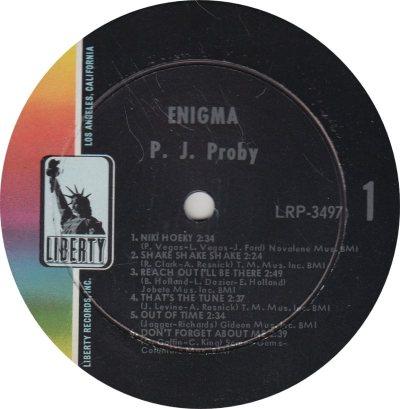 PROBY PJ 03 NIKI