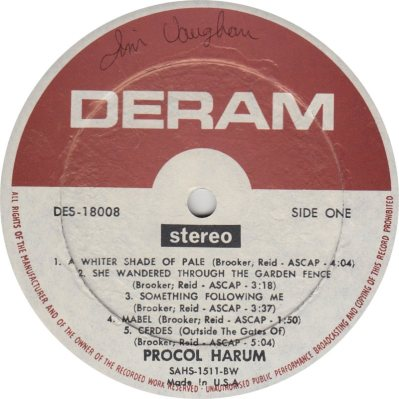 PROCOL HARUM 01