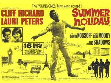 RICHARD CLIFF 03 SUMMER POSTER