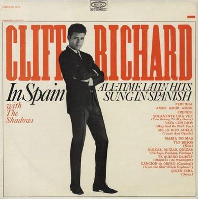 RICHARD CLIFF 05 SPAIN COV