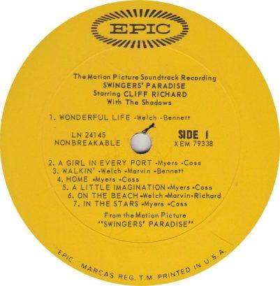 RICHARD CLIFF 05 SWINGERS (1)