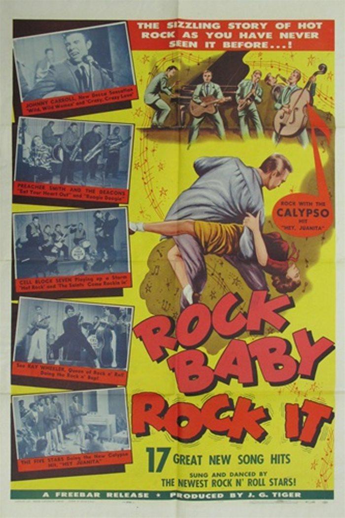 ROCK IT BABY ROCK IT 57