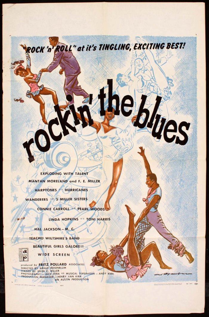 ROCKIN THE BLUES 57