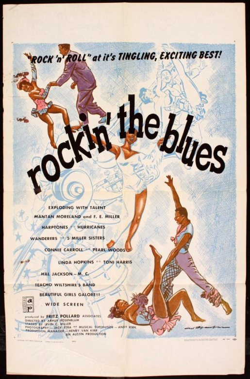 ROCKIN THE BLUES 57