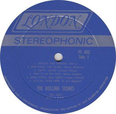 ROLLING STONES 02 12 X