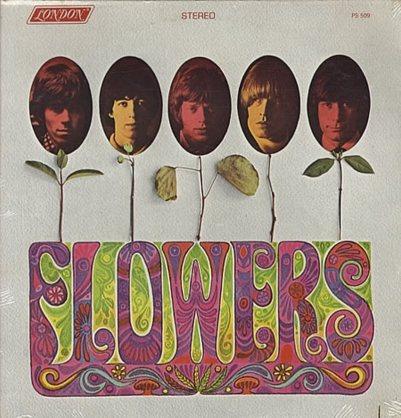 ROLLING STONES 11 FLOWERS