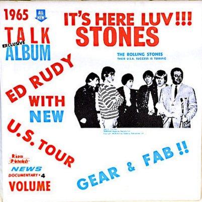 ROLLING STONES - ED RUDY COV