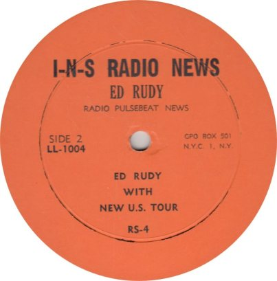 ROLLING STONES - ED RUDY SIDE 2