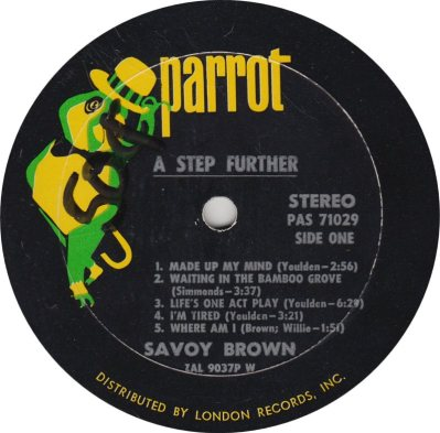SAVOY BROWN 03